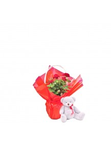 rosal cesta san valentin