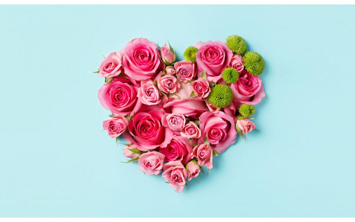 ¿Y qué flores son más románticas que las rosas?