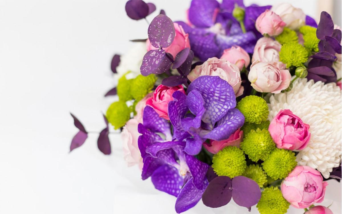 Usa orquídeas para enamorar