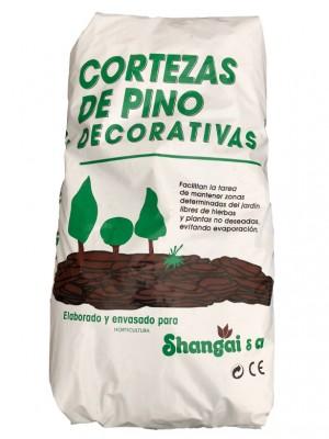 Saco de corteza de pino 70L (DISPONIBLE SOLO PARA MADRID)