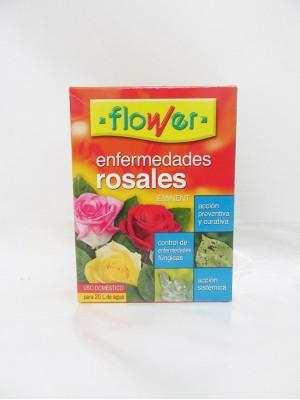 Enfermedades de los rosales