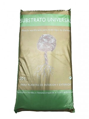 Sustrato Floraterra 50L(DISPONIBLE SOLO PARA MADRID)